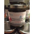 Argentinian Spicy Chimichurri sauce with YOUR LOGO 250ml